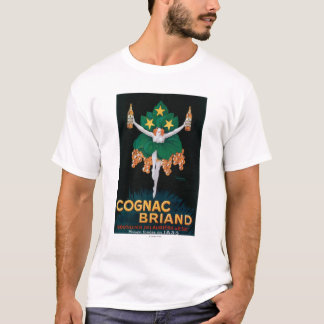 Cognac Briand Promotional Poster T-Shirt