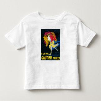 Cognac Gautier Promotional PosterFrance Toddler T-Shirt