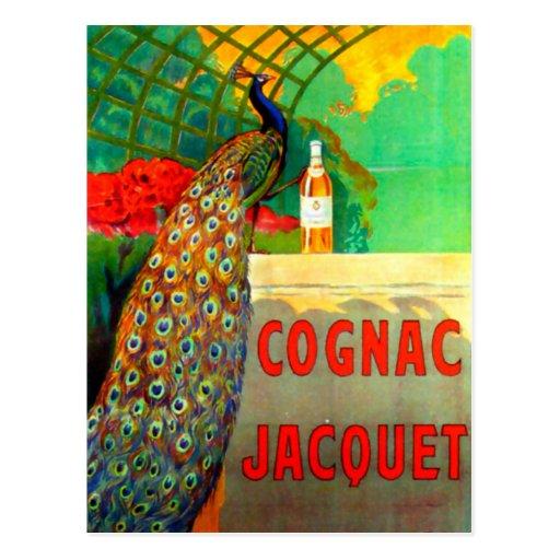 Cognac Jacquet Post Card