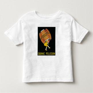 Cognac Pellisson Promotional PosterFrance Toddler T-Shirt