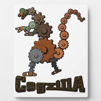 CogzillA Plaque