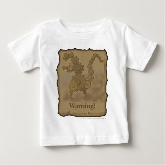 "CogzillA ""Warning!"" Baby T-Shirt"