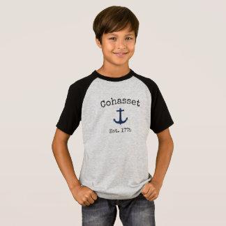 Cohasset Massachusetts T-shirt for boys
