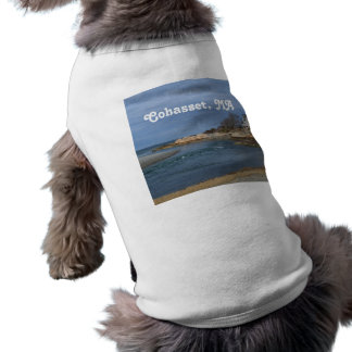 Cohasset Sleeveless Dog Shirt
