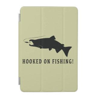 Coho Salmon Hooked on Fishing iPad Mini Cover