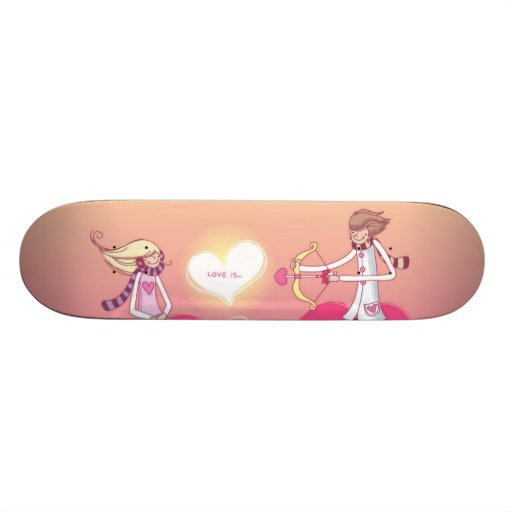 Coil is… - skate deck