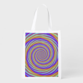 Coiled Cables Reusable Grocery Bag