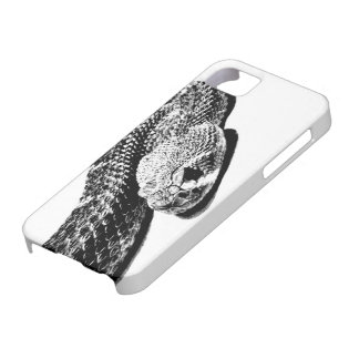 Coiled Snake Barely There iPhone 5 Case