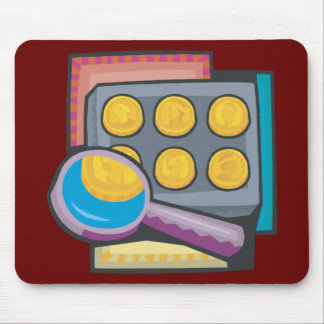 Coin Collector Mouse Mat