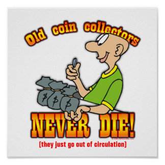Coin Collectors Print