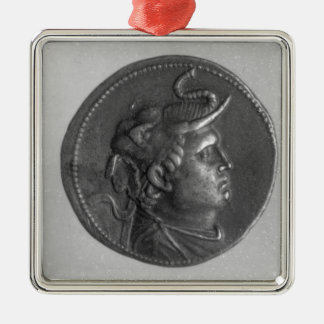 Coin minted by Ptolemy I Christmas Ornament