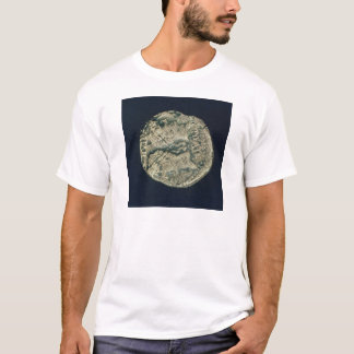 Coin with heads of Julius Caesar  and Augustus T-Shirt