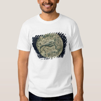 Coin with heads of Julius Caesar  and Augustus Tshirts