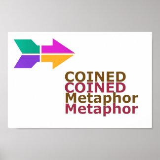 COINED METAPHOR WISDOM Lowprice RELATE 2 WORDS Print