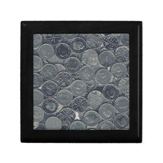 Coins Gift Box