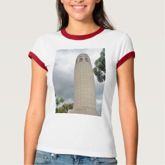 coit tower architecture san fransisco T-Shirt