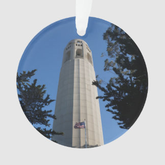 Coit Tower, San Francisco Ornament