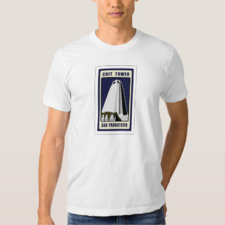 Coit Tower T Shirts