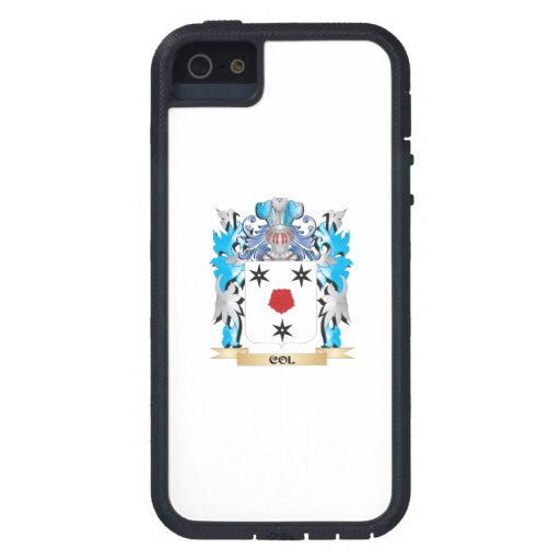 Col Coat of Arms - Family Crest iPhone 5 Cases