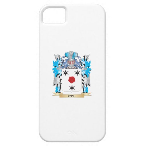 Col Coat of Arms - Family Crest Case For iPhone 5/5S