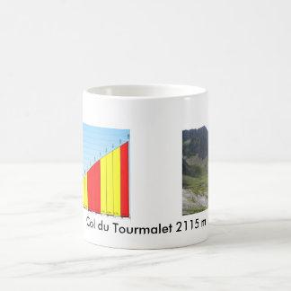 Col du Tourmalet Mug