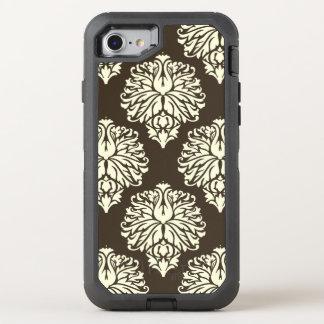 Cola Southern Cottage Damask OtterBox Defender iPhone 8/7 Case