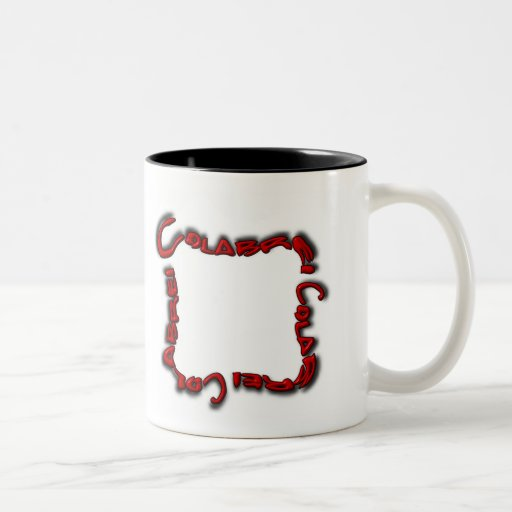 Colabrei Logo - Red Mugs