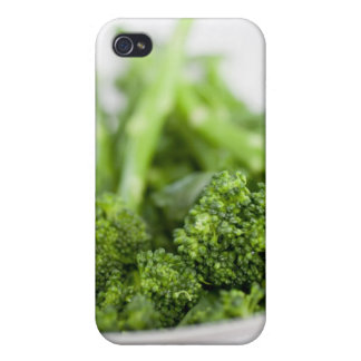 COLANDER FULL OF SUPERFOOD BROCCOLI iPhone 4 COVERS