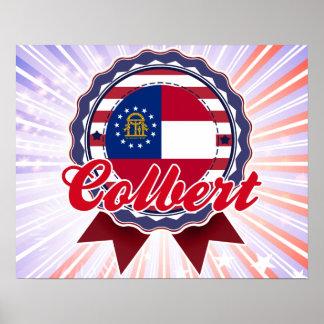 Colbert, GA Posters
