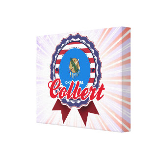 Colbert OK Gallery Wrapped Canvas
