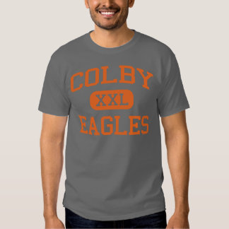 Colby - Eagles - Colby High School - Colby Kansas Tees
