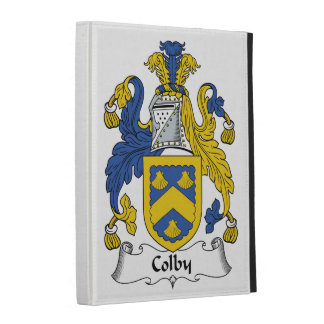 Colby Family Crest iPad Case
