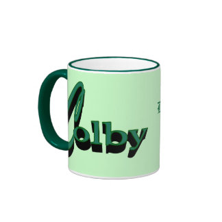 Colby Meaning and Name Origin Mug