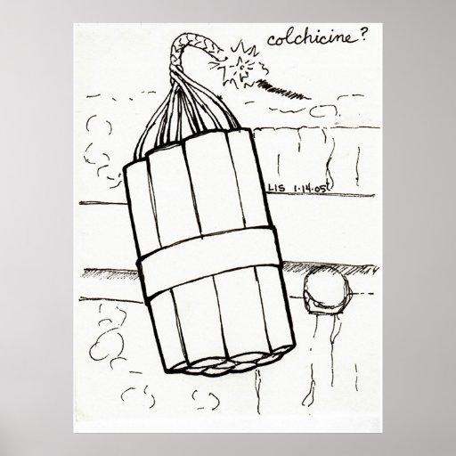 Colchicine print
