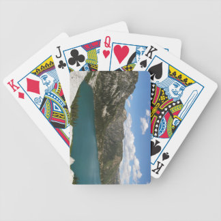 Colchuck Lake Bicycle Playing Cards