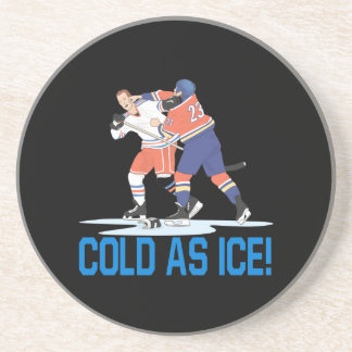Cold As Ice Drink Coasters