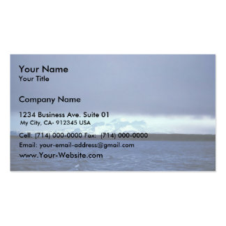 Cold Bay Mountain Range Business Cards