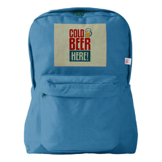 Cold Beer Backpack
