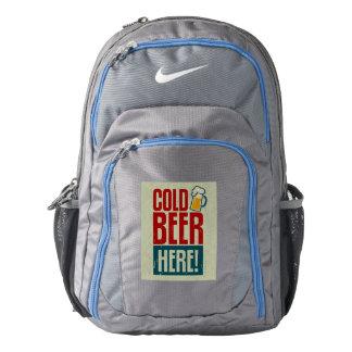 Cold Beer Backpack