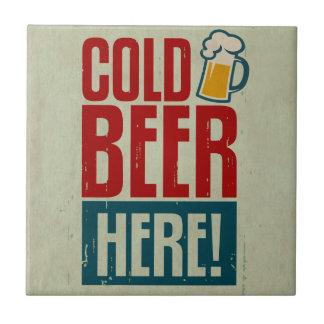 Cold Beer Tile