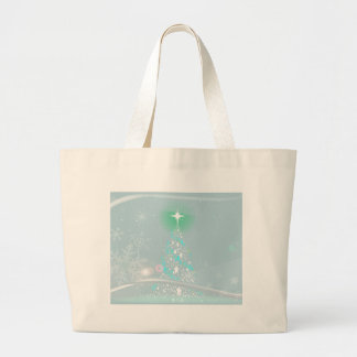 Cold Christmas Large Tote Bag