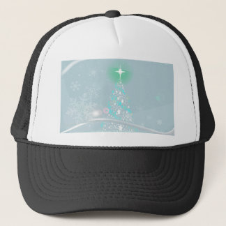 Cold Christmas Trucker Hat
