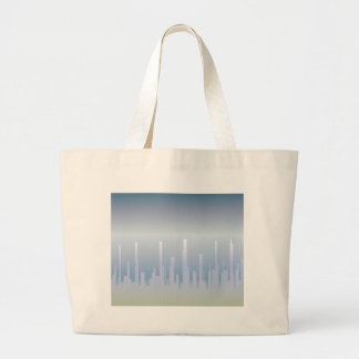 Cold City Large Tote Bag