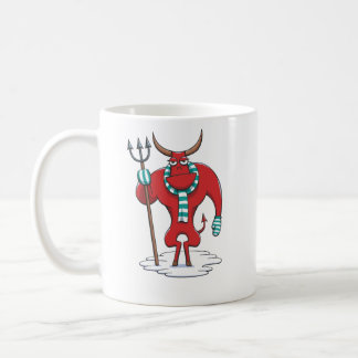 Cold Day in Hell Coffee Mugs