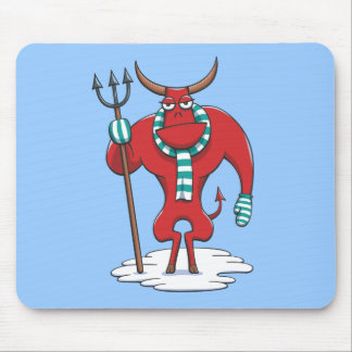 Cold Day in Hell Mousepad