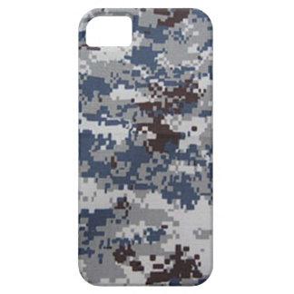 Cold Digital Camo iPhone 5 case