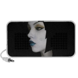 Cold Diva (AOM Design) Laptop Speakers