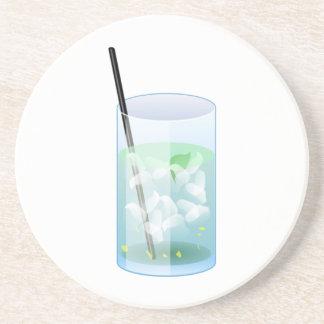 Cold Drink Beverage Coaster