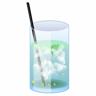 Cold Drink Photo Cutouts