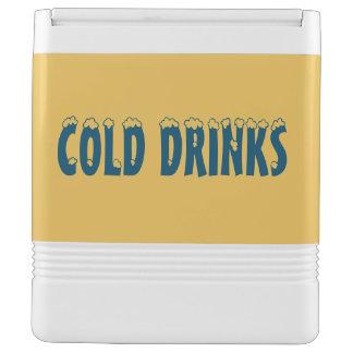 Cold Drinks Igloo Can Cooler Igloo Cool Box